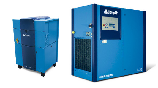 Industrial Oilless Air Compressors