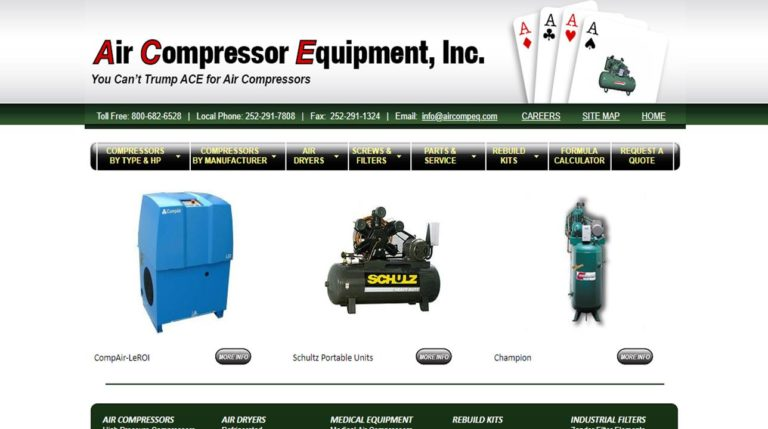 Air Compressor Equipment Inc.