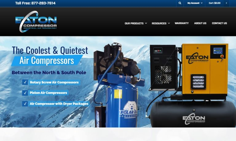 Eaton Compressor & Fabrication Inc.
