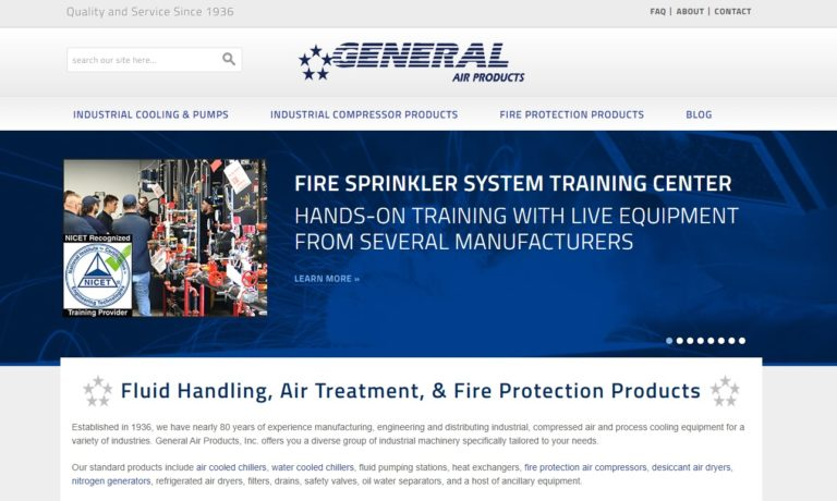 General Air Products, Inc.