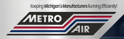Metro Air Compressor  Logo